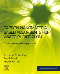 Cover image for Carbon Nanomaterial-Based Adsorbents for Water Purification