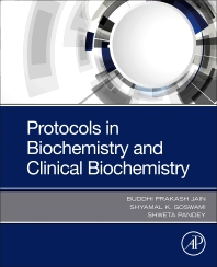 Cover image for Protocols in Biochemistry and Clinical Biochemistry