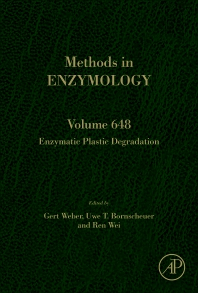 Cover image for Enzymatic Plastic Degradation