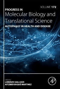 Autophagy in Health and Disease - 1st Edition - ISBN: 9780128220214