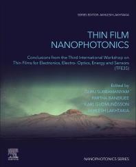 Thin Film Nanophotonics - 1st Edition - ISBN: 9780128220856
