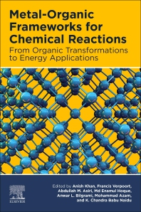 Cover image for Metal-Organic Frameworks for Chemical Reactions