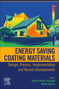 Cover image for Energy Saving Coating Materials