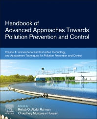 Cover image for Handbook of Advanced Approaches Towards Pollution Prevention and Control