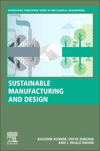 Cover image for Sustainable Manufacturing and Design