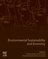 Cover image for Environmental Sustainability and Economy