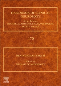 Cover image for Meningiomas, Part II