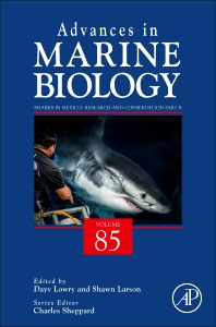 Cover image for Sharks in Mexico: Research and Conservation Part B