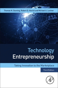 Technology Entrepreneurship - 3rd Edition - ISBN: 9780128222034