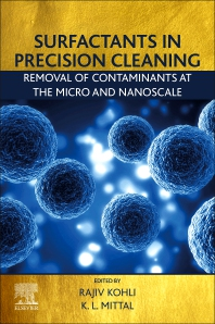 Surfactants in Precision Cleaning - 1st Edition - ISBN: 9780128222164