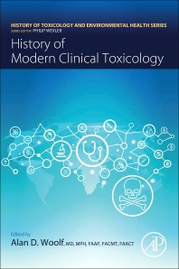 Cover image for History of Modern Clinical Toxicology
