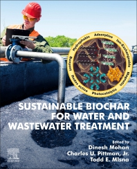 Cover image for Sustainable Biochar for Water and Wastewater Treatment