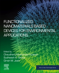 Cover image for Functionalized Nanomaterials Based Devices for Environmental Applications