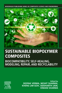 Cover image for Sustainable Biopolymer Composites
