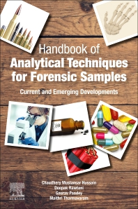 Handbook of Analytical Techniques for Forensic Samples - 1st Edition - ISBN: 9780128223000, 9780128223017