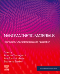 Nanomagnetic Materials - 1st Edition - ISBN: 9780128223499, 9780128223543