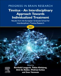 Cover image for Tinnitus - An Interdisciplinary Approach Towards Individualized Treatment: Results from the European Graduate School for Interdisciplinary Tinnitus Research