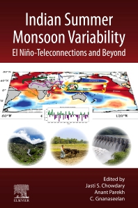Cover image for Indian Summer Monsoon Variability