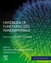 Handbook of Functionalized Nanomaterials - 1st Edition - ISBN: 9780128224151