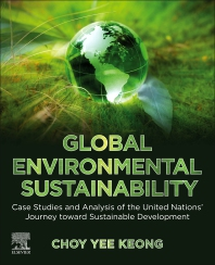 Cover image for Global Environmental Sustainability
