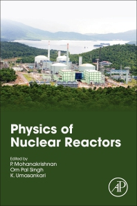 Cover image for Physics of Nuclear Reactors