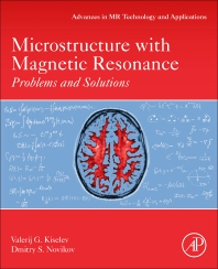 Microstructure with Magnetic Resonance - 1st Edition - ISBN: 9780128224694