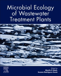 Cover image for Microbial Ecology of Wastewater Treatment Plants