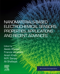 Cover image for Nanomaterials-Based Electrochemical Sensors: Properties, Applications and Recent Advances