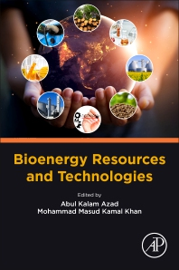 Cover image for Bioenergy Resources and Technologies
