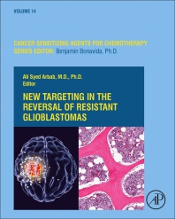 Cover image for New Targeting in The Reversal of Resistant Glioblastomas