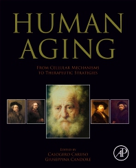 Cover image for Human Aging