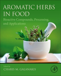 Cover image for Aromatic Herbs in Food