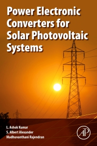 Cover image for Power Electronic Converters for Solar Photovoltaic Systems