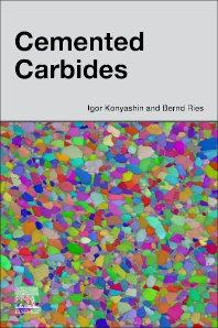 Cover image for Cemented Carbides