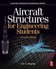 Cover image for Aircraft Structures for Engineering Students