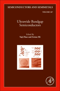 Cover image for Ultrawide Bandgap Semiconductors