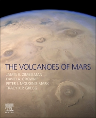 Cover image for The Volcanoes of Mars