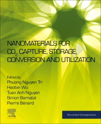 Nanomaterials for CO2 Capture, Storage, Conversion and Utilization - 1st Edition - ISBN: 9780128228944, 9780128230848