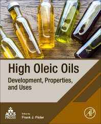 Cover image for High Oleic Oils