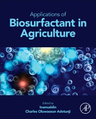 Cover image for Applications of Biosurfactant in Agriculture