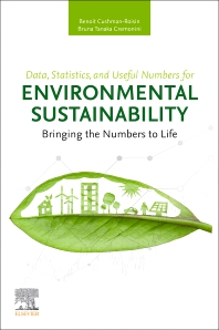 Cover image for Data, Statistics, and Useful Numbers for Environmental Sustainability