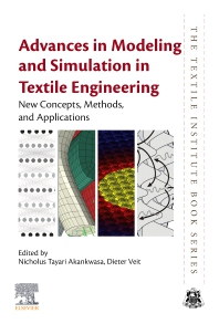 Cover image for Advances in Modeling and Simulation in Textile Engineering