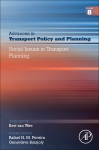 Social Issues in Transport Planning - 1st Edition - ISBN: 9780128229828