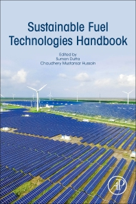 Cover image for Sustainable Fuel Technologies Handbook