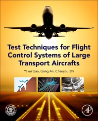 Cover image for Test Techniques for Flight Control Systems of Large Transport Aircraft