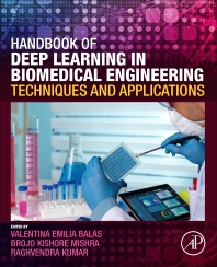 Cover image for Handbook of Deep Learning in Biomedical Engineering
