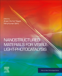 Cover image for Nanostructured Materials for Visible-Light-Photocatalysis