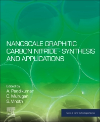 Nanoscale Graphitic Carbon Nitride - 1st Edition - ISBN: 9780128230343