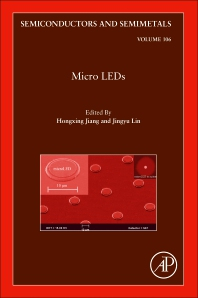 Cover image for Micro LEDs'