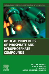 Cover image for Optical Properties of Phosphate and Pyrophosphate Compounds